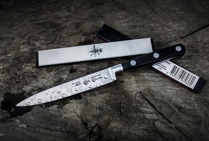 Best Chef's Knife Example