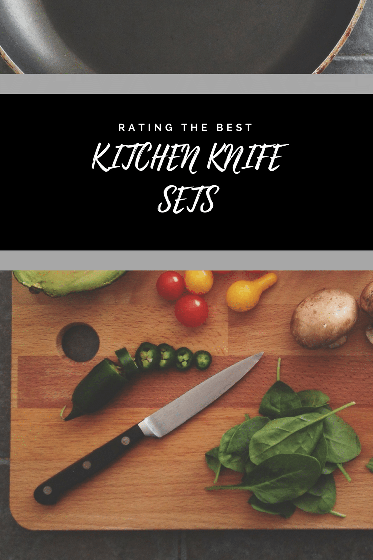 The Best Kitchen Knife Sets Reviews Amp 2018 Buying Guide