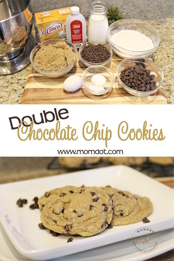 Double Chocolate Chip Cookies Recipe: How To Make Them Quick & Easy