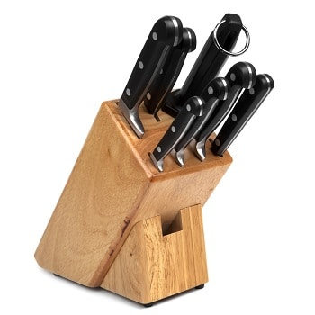 Knife Block Options for Kitchen Knife Sets