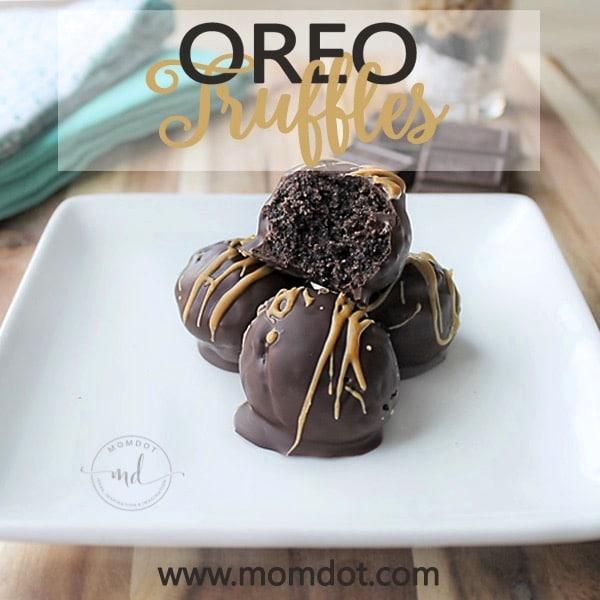 Peanut Butter Oreo Truffles: A Quick & Easy Recipe