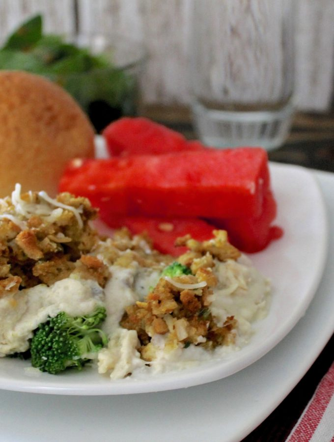 Chicken Broccoli Divan: A 5-Step Simple Meal