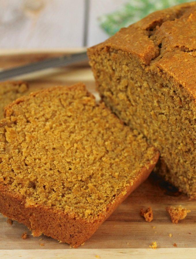 Pumpkin Bread: Our Fall Favorite