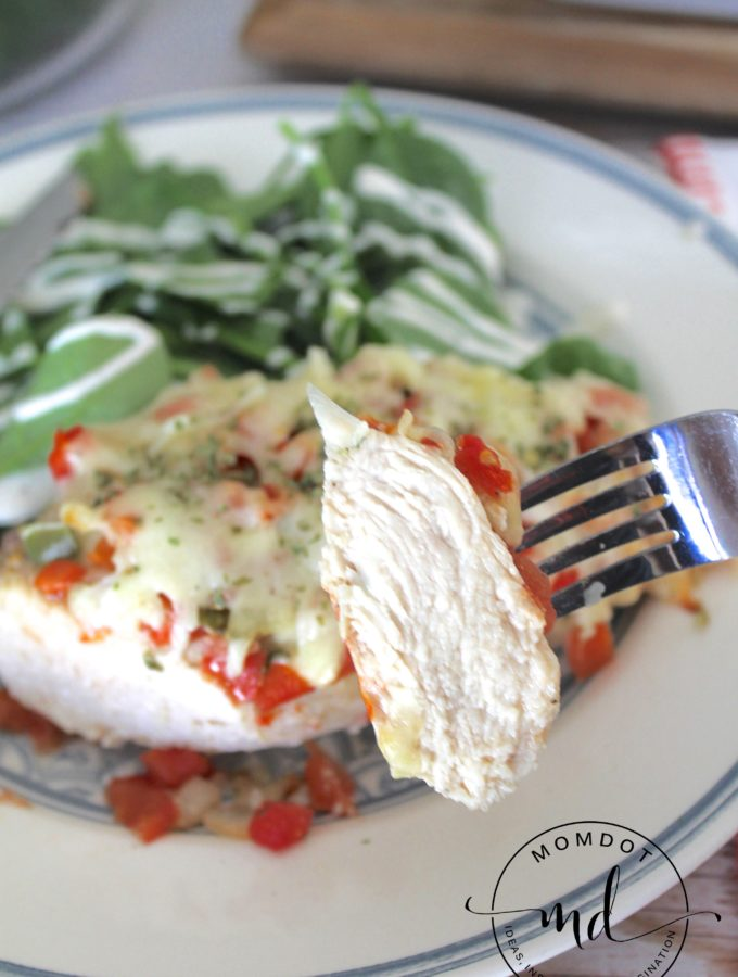 Salsa Fresca Chicken: A Simple 3-Step Meal