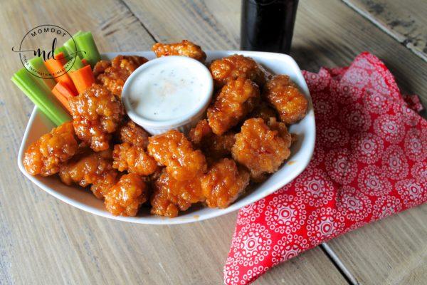 Asian zing wing recipe
