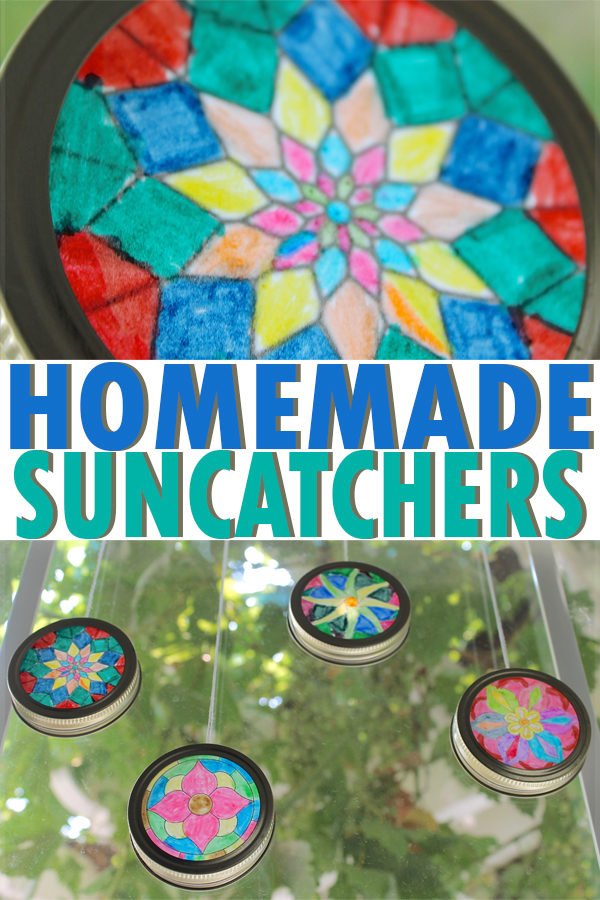 Sun Catchers: A Kids Craft DIY