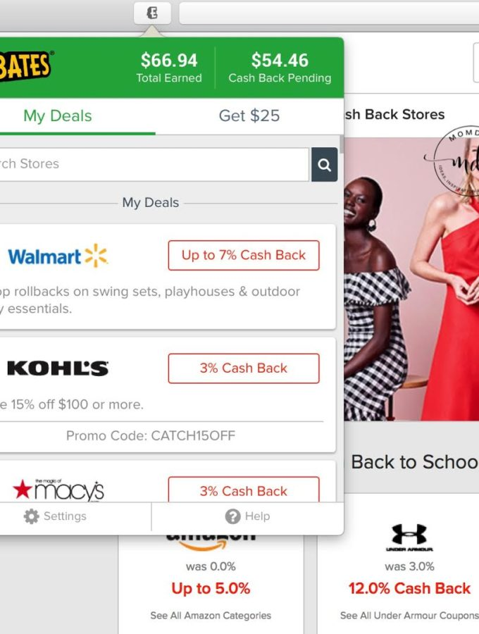Ebates: the online shopping hack that PAYS you to shop!