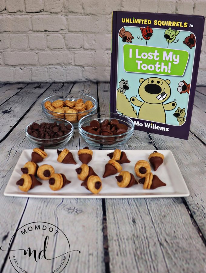 Unlimited Squirrels: I Lost My Tooth! Review (Plus a Yummy Treat)!