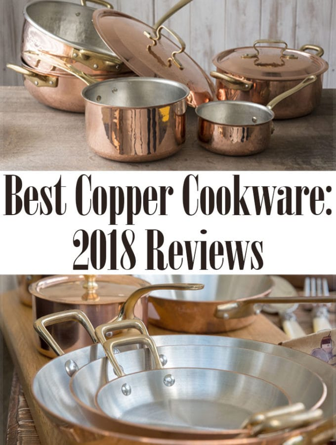 Best Copper Cookware: 2018 Reviews & Buying Guide