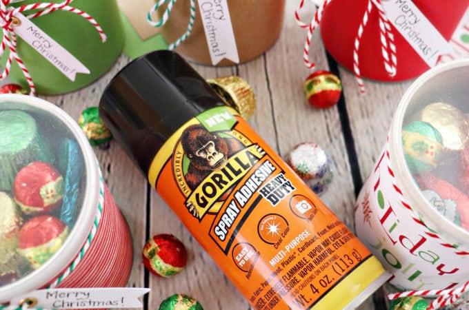 Gorilla Spray Adhesive