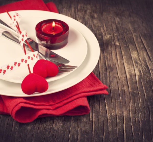 21 Day Fix Romantic Valentine's Day Dishes