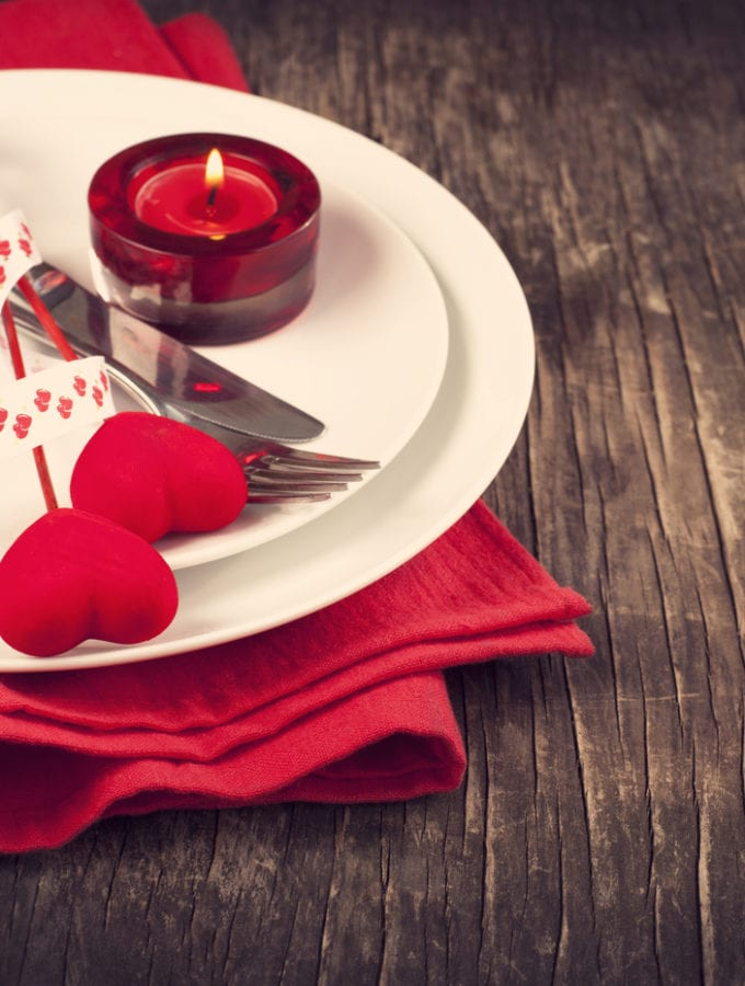 21 Day Fix Romantic Valentine's Day Dishes
