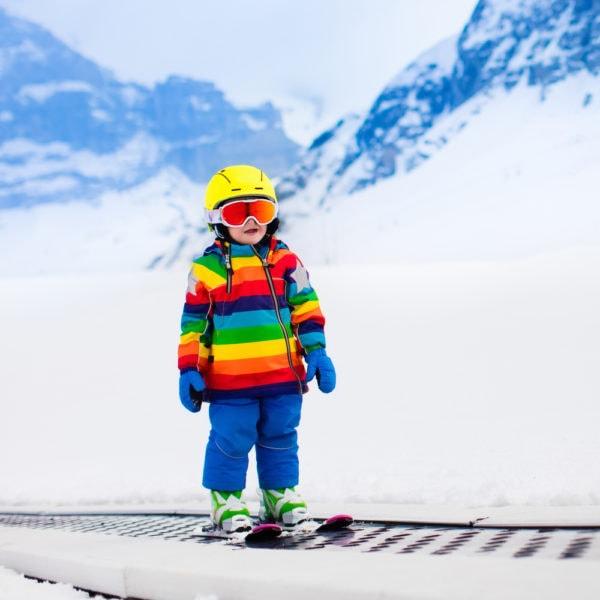 best ski gloves for kids