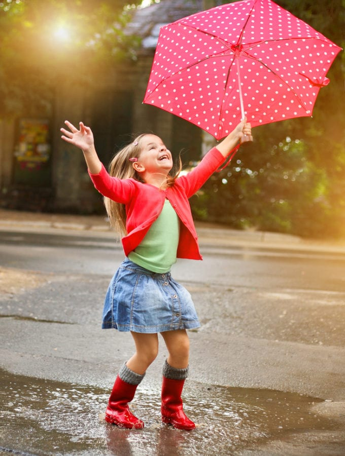 best rain boots for kids