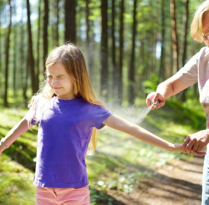 Best Bug Spray for Kids