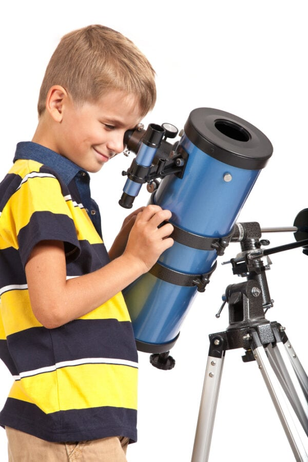 MaxUSee Kids Telescope 400x40mm with Tripod & Finder Scope,...