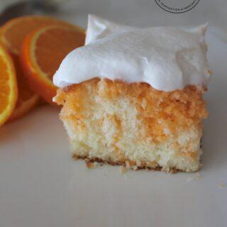 jello swirl cake